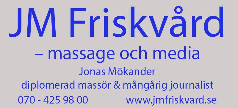 hemsida massage hand jobb